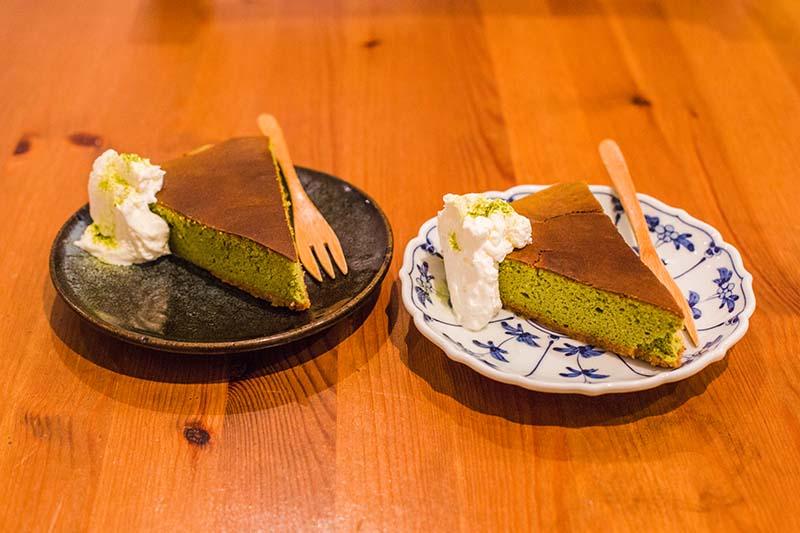 """Les desserts """"maison"""" du Solaneko-cantine japonaise et salon de thé à Toulouse ©louisderigon"""