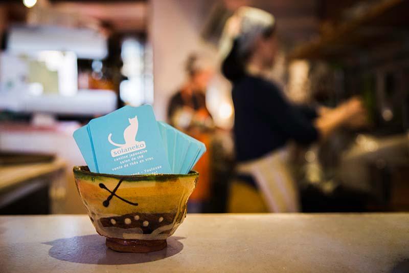 Comptoir du Solaneko-cantine japonaise et salon de thé à Toulouse ©louisderigon